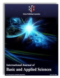 International Journal of Basic and Applied Sciences