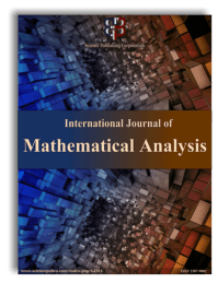 Global Journal of Mathematical Analysis